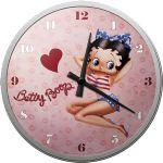 Betty Boop pink  Breakfast at Tiffanys - blau - Wanduhr Elvis Rock n Roll Baby - Wanduhr US-: Produkte für Freunde der Fahrzeugtechnik: Auto, Motorrad, Flugzeug, Bahn, Fahrrad